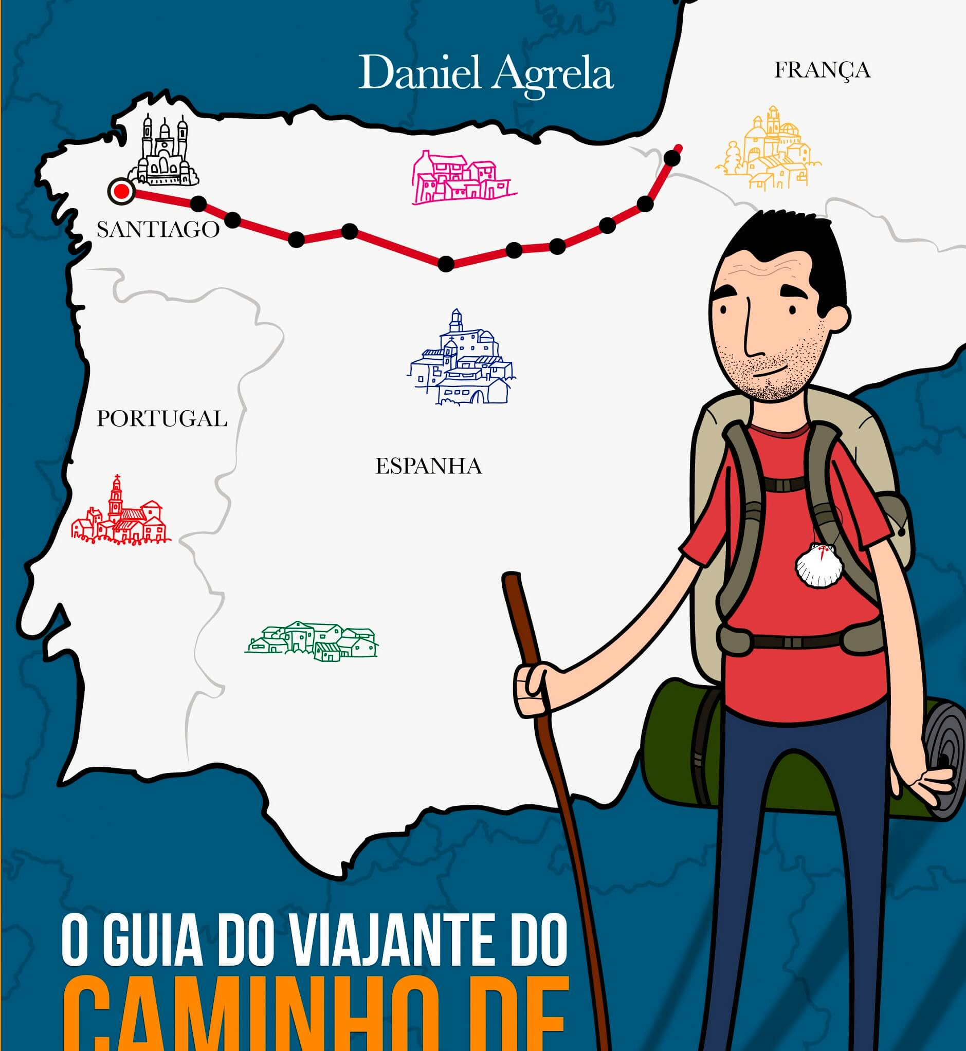 Livro: o Caminho de Santiago de Compostela