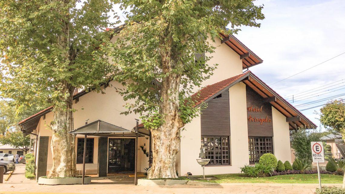 Hotel Petrópolis: Excelente Localização e Preço Bom