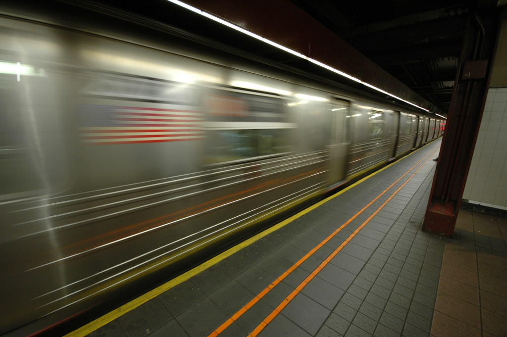 NYC nova york metro subway