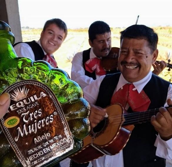 Dica de Tequilaria no México: Tequila Tres Mujeres