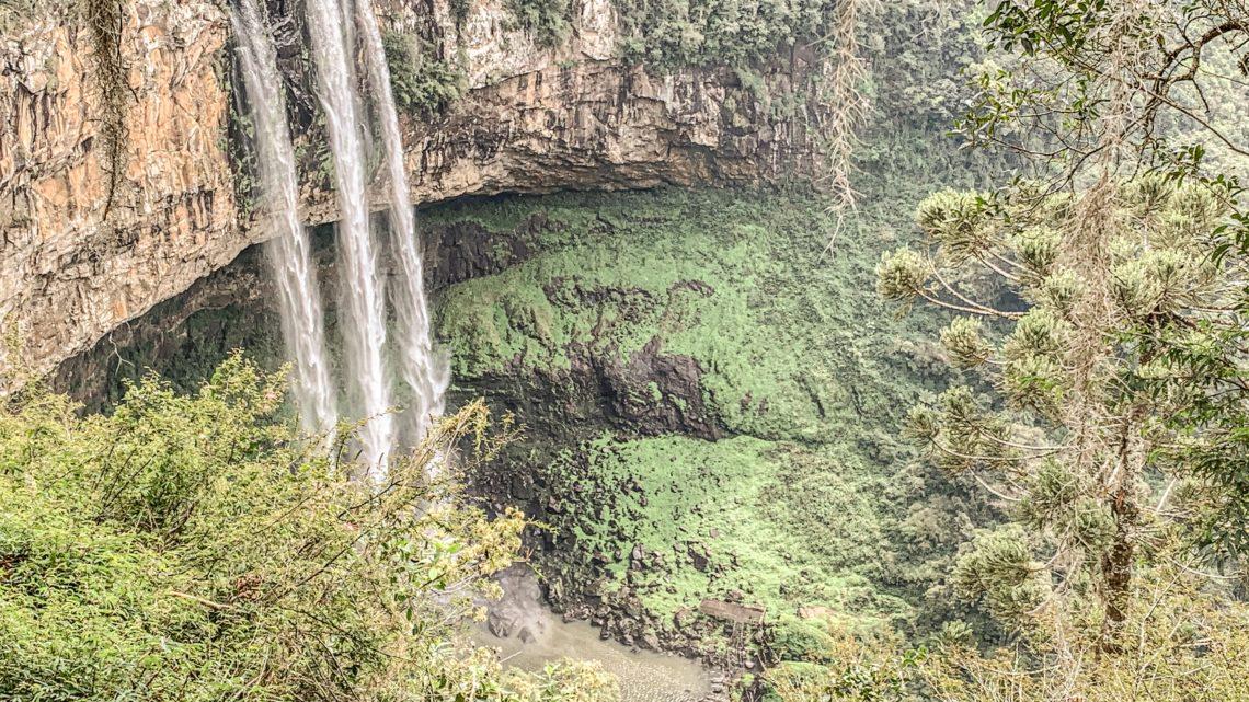 Parque do Caracol: o Parque da Cascata em Canela