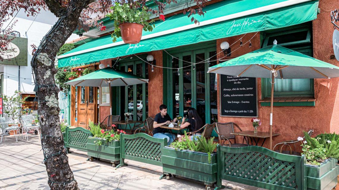 Josephina: Onde Comer em Gramado