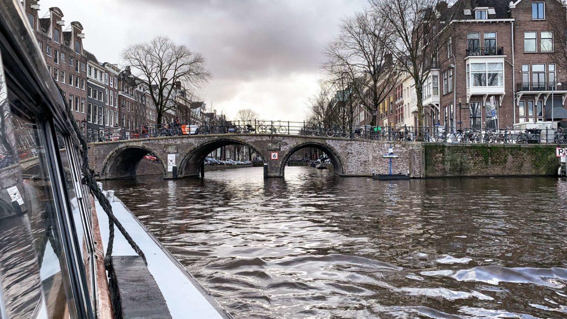 O Que Fazer em Amsterdam: Passeio de Barco nos Canais