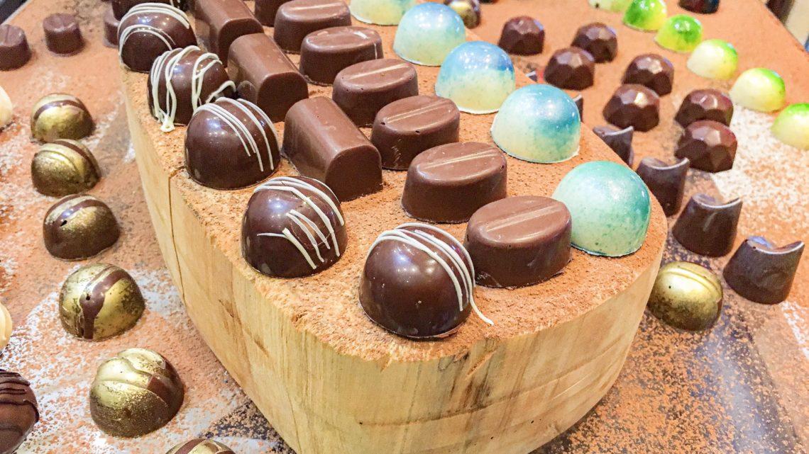 Chocolate com Arte: Fábrica e Loja em Otávio Rocha