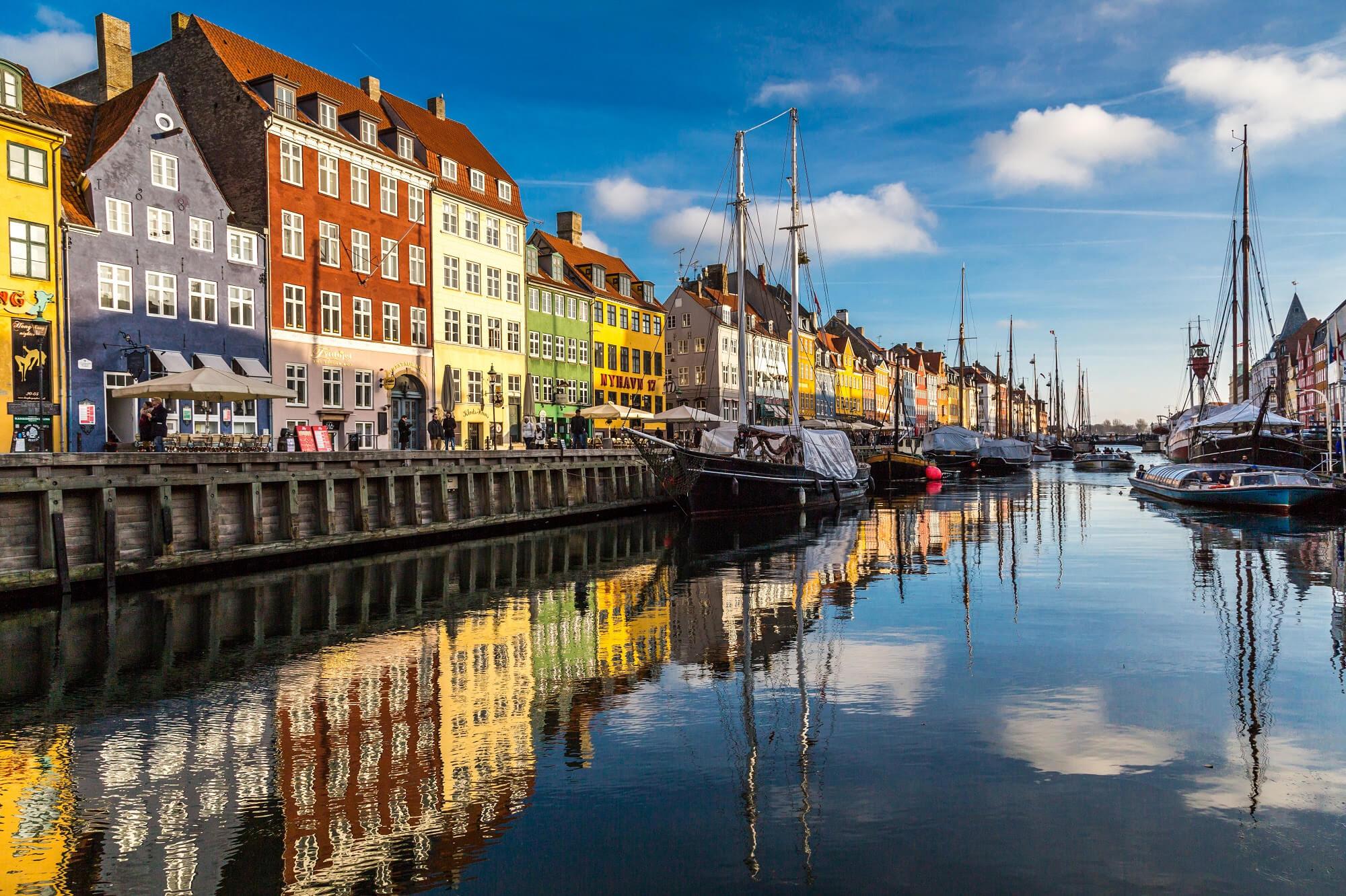 Copenhagen - Dinamarca. credito divulgação